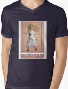 I am a doll Mens V-Neck T-Shirt