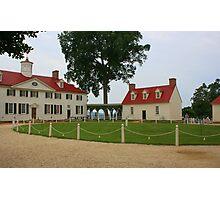 Mount Vernon Photographic Print