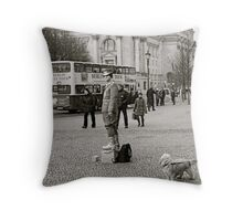 Little Distraction Throw Pillow