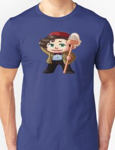 Chibi 11th Doctor Unisex T-Shirt