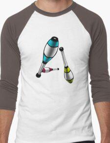 clubs Men's Baseball ¾ T-Shirt