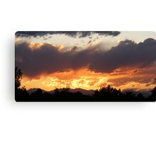 Awestruck with Color Canvas Print