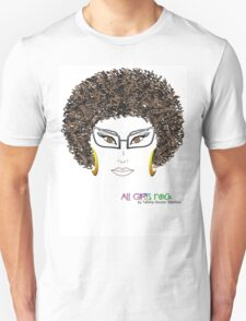 ALL GIRLS ROCK Unisex T-Shirt