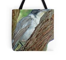 Little Grey Butch Tote Bag