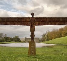 The Angel Chatsworth II by Steven  Lee