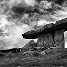 Poulnabrone Sky by Polly x