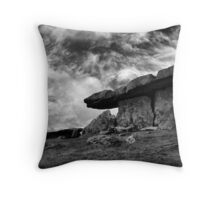 Poulnabrone Sky Throw Pillow
