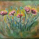 Poppies by Sandra Guzman
