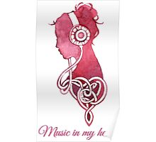 - Music in my heart - Poster