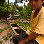 Pakin Islander - Pohnpei, Micronesia by Alex Zuccarelli