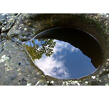 Reflection - Pohnpei, Micronesia Photographic Print
