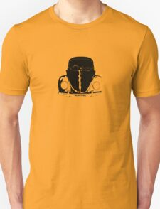 VW Beetle Black_Mintobe Beetle T-Shirt