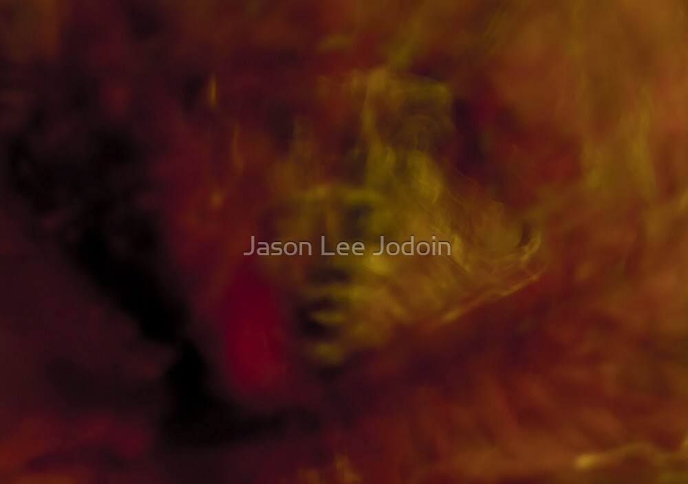 The Face of Hell by Jason Lee Jodoin