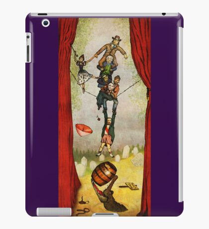Haunted Mansion - Stretching Combo iPad Case/Skin