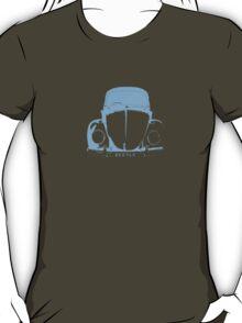 VW Beetle -  Light Blue T-Shirt