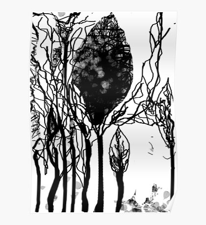 noel tree Poster