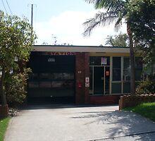 Mona Vale 6 Fire Station by roybob