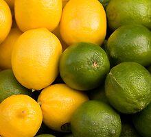 Lemons and Limes by Rob Lodge