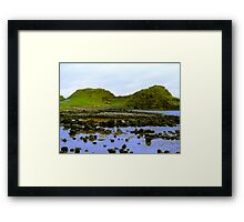 Giants Causway Framed Print