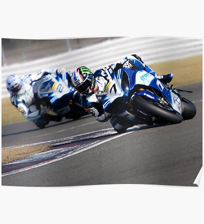 Knee down Poster
