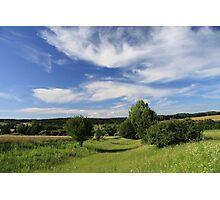 a wonderful Czech Republic landscape Photographic Print