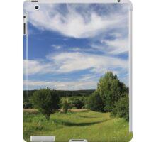 a wonderful Czech Republic landscape iPad Case/Skin