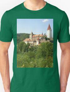 a vast Czech Republic landscape T-Shirt