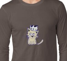 King of cats Long Sleeve T-Shirt