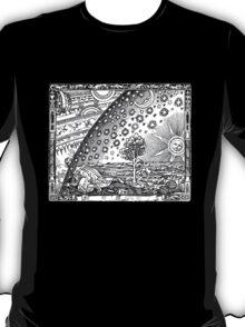 Flammarion Engraving T-Shirt