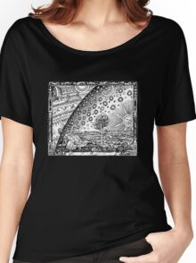 Flammarion Engraving Women's Relaxed Fit T-Shirt