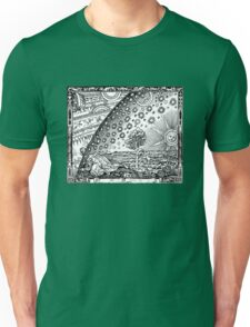 Flammarion Engraving Unisex T-Shirt