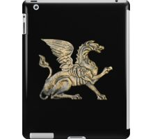 Winged lion iPad Case/Skin