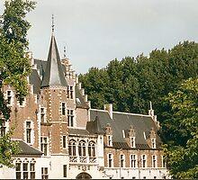P.P.Rubens' Castle at Elewijt - Belgium by Gilberte
