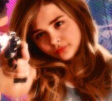 Chloë Moretz Sticker
