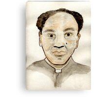 Mao Who Canvas Print