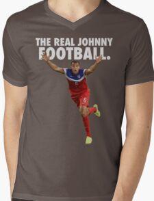John Brooks Mens V-Neck T-Shirt