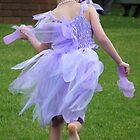 looks like a fairy fleeing - like Cinderella (#2284) by gaylene