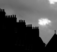 Urban Silhouette by bared
