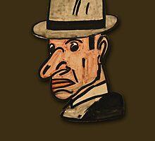 The Pessimist by Robert Kalman