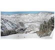 Aspen Highlands Poster