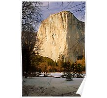 Yosemite, El Capitan Poster