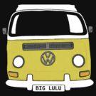 Big Lulu Kombi  by melodyart
