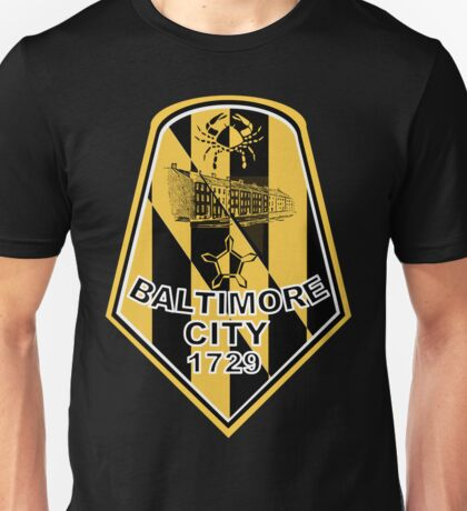 Rep Your City: Baltimore Unisex T-Shirt