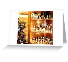 PASSION FOR PEWTER - Michie Tavern  ^ Greeting Card