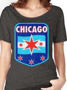 Rep Your City: Chicago Women's Relaxed Fit T-Shirt
