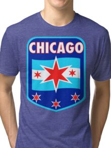 Rep Your City: Chicago Tri-blend T-Shirt