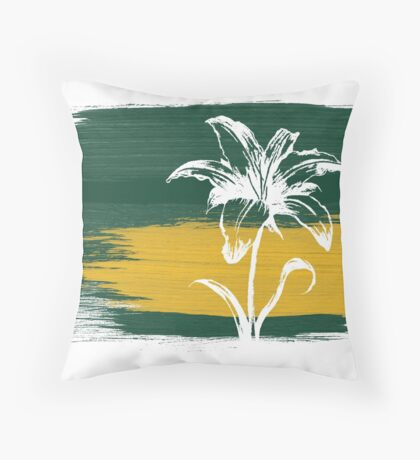 House Tyrell Throw Pillow
