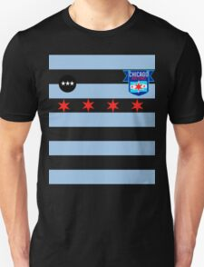 Chicago Red Stars Inspired Jersey T-Shirt