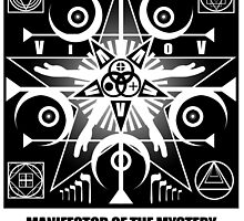 Manifestor of the Mystery by IAO131