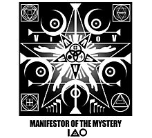 Manifestor of the Mystery Photographic Print